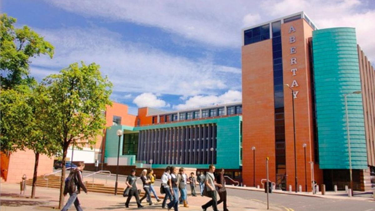 University of Abertay Dundee