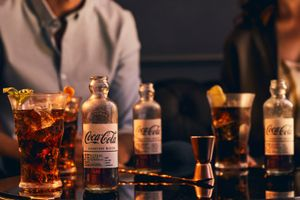 £1 Coca-Cola Signature Mixers