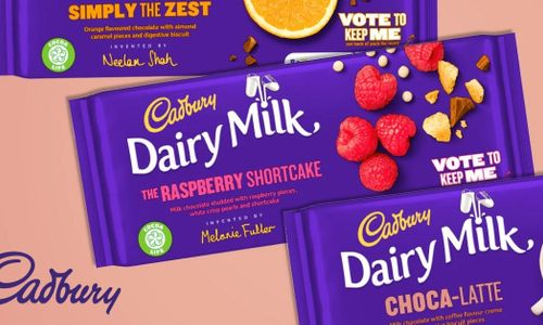 Get a free Cadbury Inventions Selections Box with free delivery