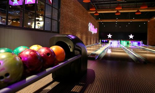 50% Off Bowling at Hollywood Bowl this weekend