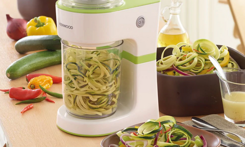 £4 Electric Veg Spiralizer