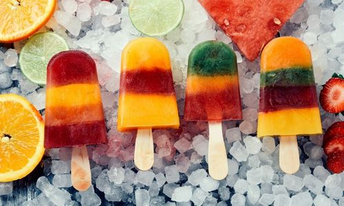 Free Ice Lollies